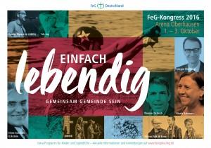 FeG Kongress in Oberhausen @ Arena Oberhausen | Oberhausen | Nordrhein-Westfalen | Deutschland