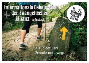 Gottesdienst zum Auftakt der Allianzgebetswoche @ Angletsaal (Kulturzentrum am Karlsplatz) | Ansbach | Bayern | Deutschland