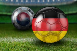 Deutschland - Südkorea