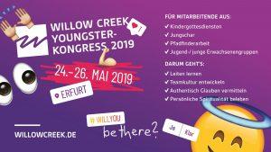 Willow Creek Youngster-Kongress @ Messe Erfurt | Erfurt | Thüringen | Deutschland